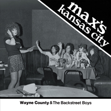 Wayne County Max S Kansas City 1976 7 Quot
