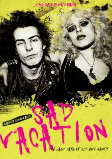 Sad Vacation - the Last Days of Sid & Nancy DVD cover