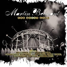 Martin Belmont Guest List cover 225px