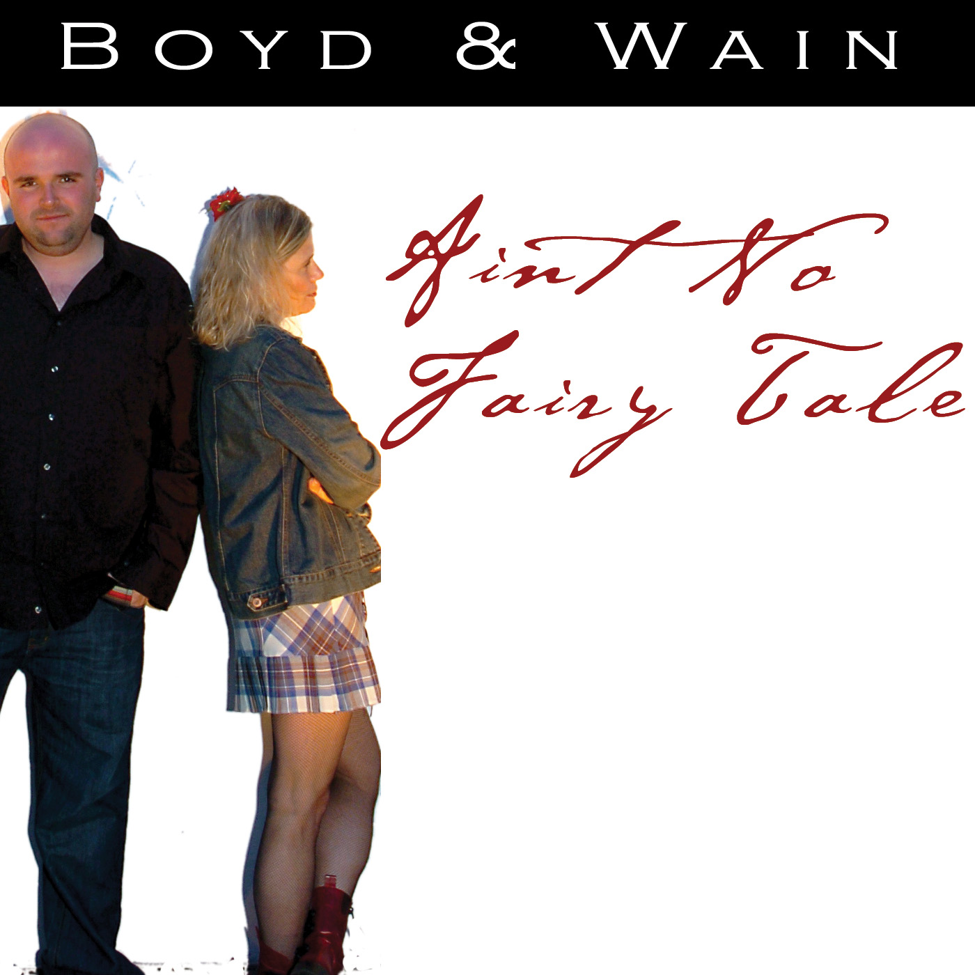 Boyd & Wain Fairytale cover