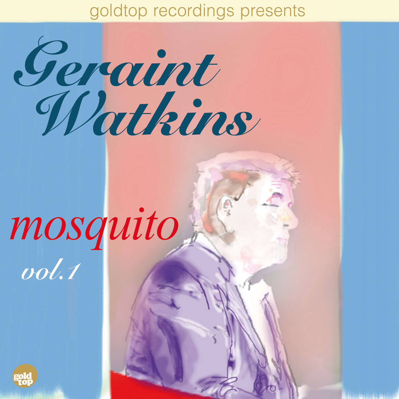 Geraint Watkins Mosquito vol. 1 cover