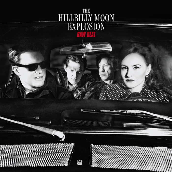 Hillbilly Moon Explosion 'Raw Deal' cover