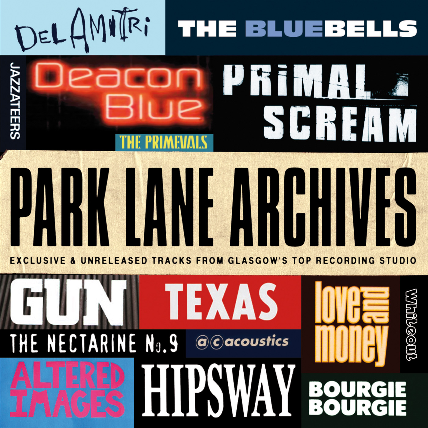 Park Lane Archives cover