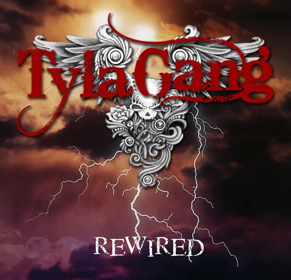 Tyla Gang - Rewired cover