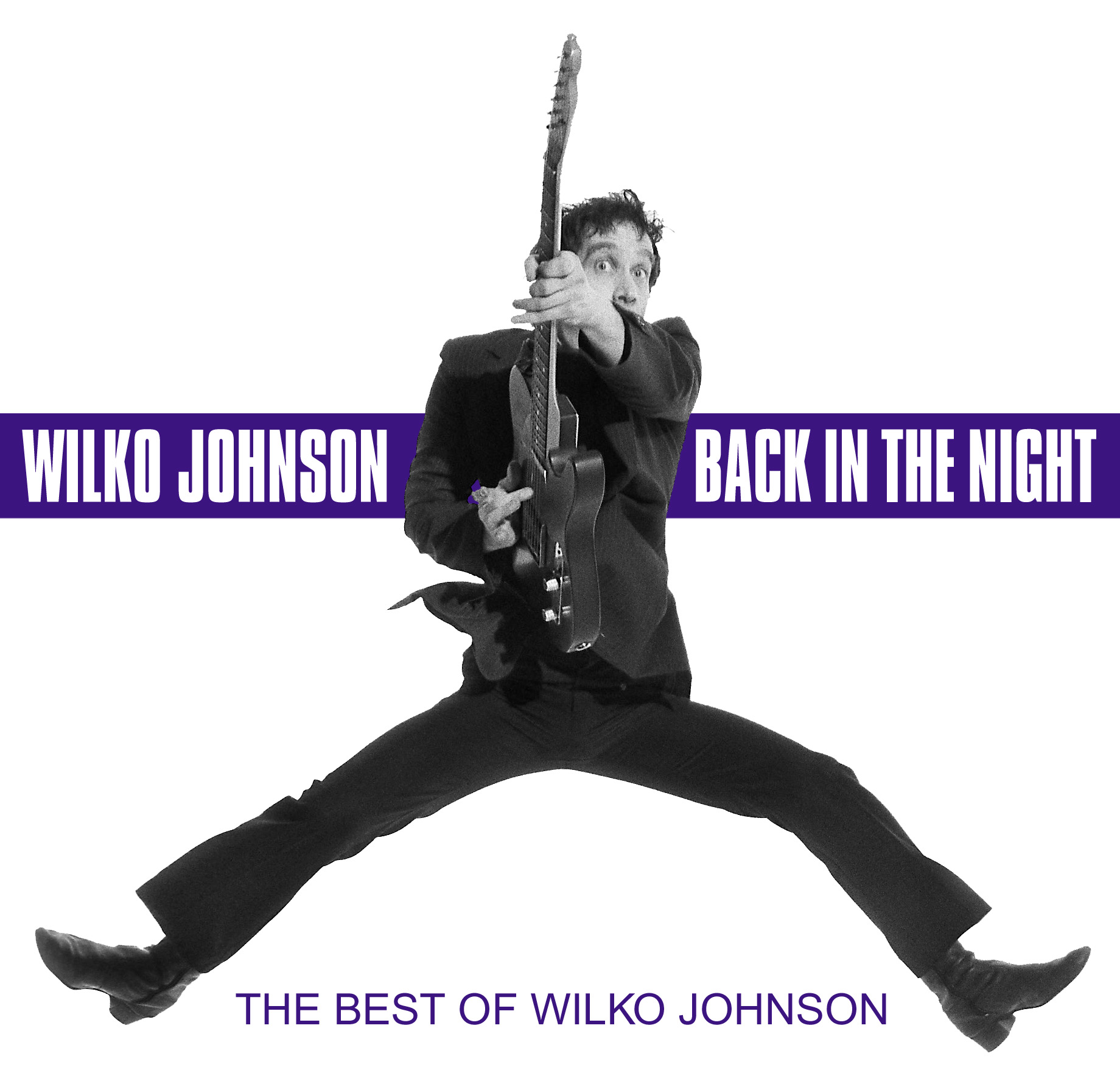 Wilko Johnson Back In The Night - best of cover